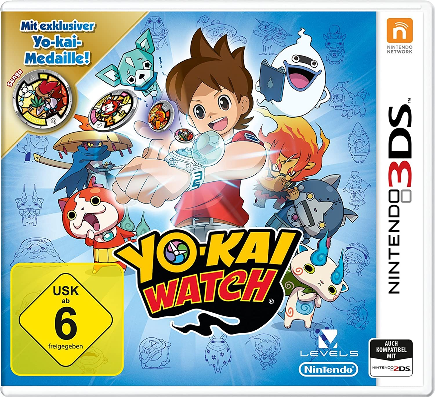 3DS YO-KAI Watch Special Edition
