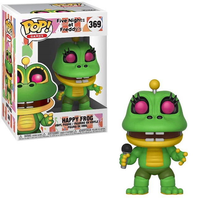 Funko Five Nights at Freddy's Happy Frog 369