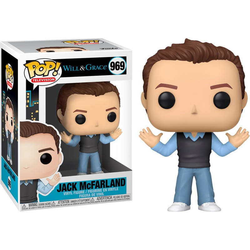 Funko Will and Grace Jack McFarland 969