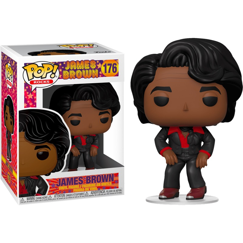 Funko Rocks James Brown 176