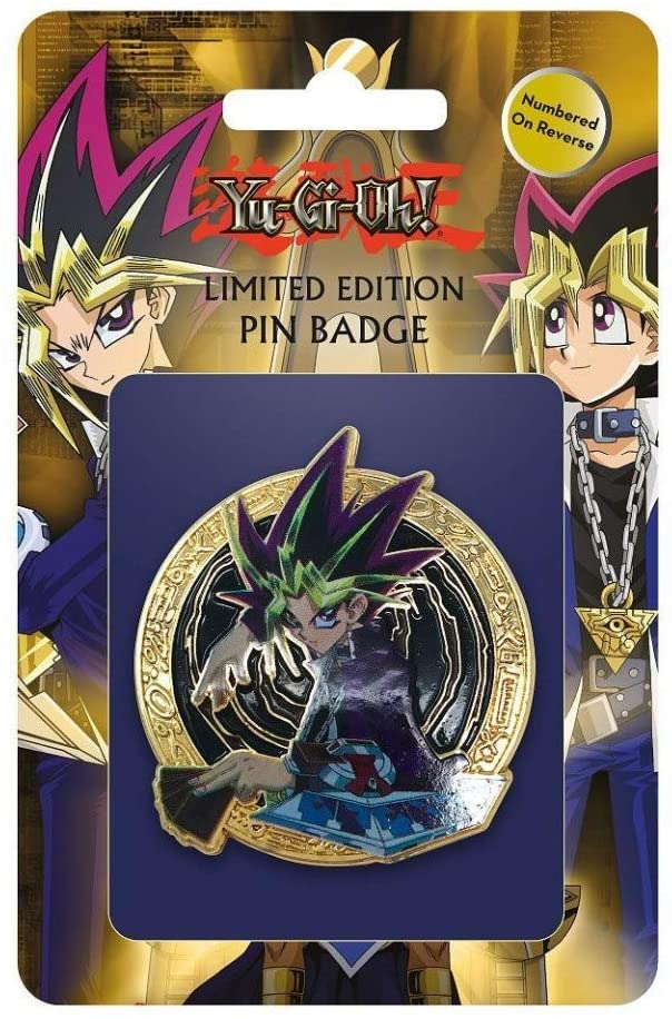 Yu-Gi-Oh Yugi Badge (Limited Edition)
