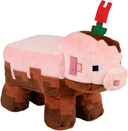 JINX MINECRAFT Earth Adventure Muddy Pig