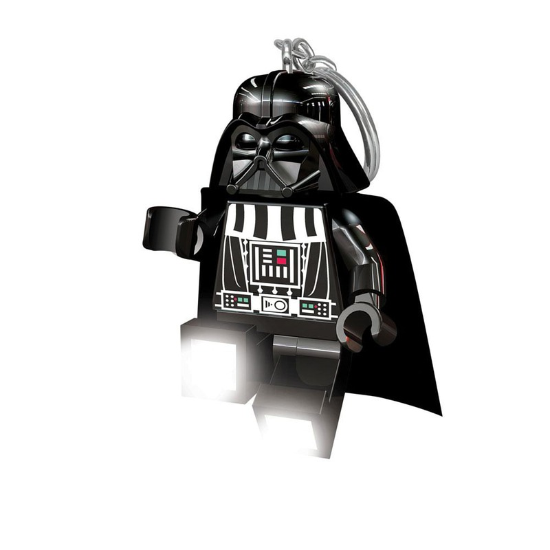 Privjesak LEGO LED Star Wars Light-Up Darth Vader 6 cm