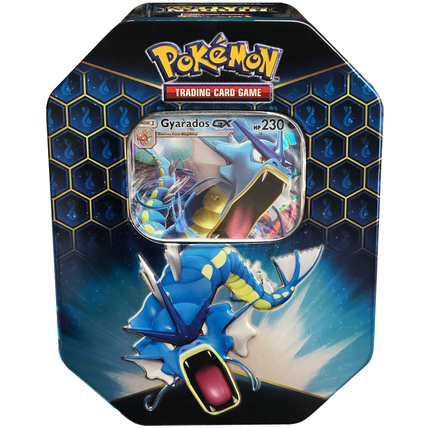 Pokemon Tin Hidden Fates Gyarados