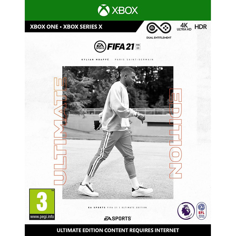 XBOX1 FIFA 21 Ultimate Edition