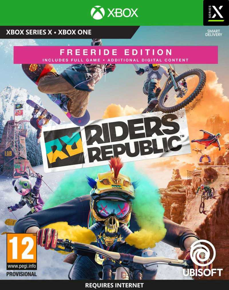 XBOX1 Riders Republic Freeride Special Day 1 Edition