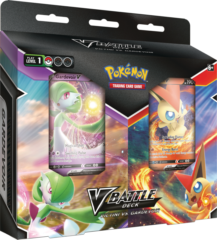 Pokemon SS5 May V Battle Deck Bundle