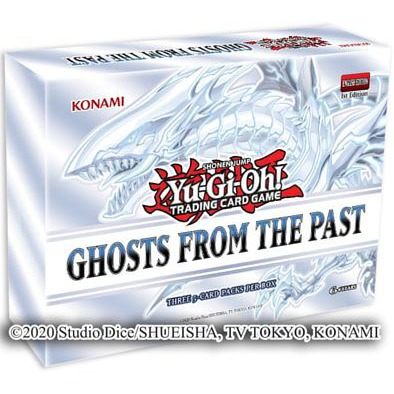 Yu-Gi-Oh Ghosts From The Past