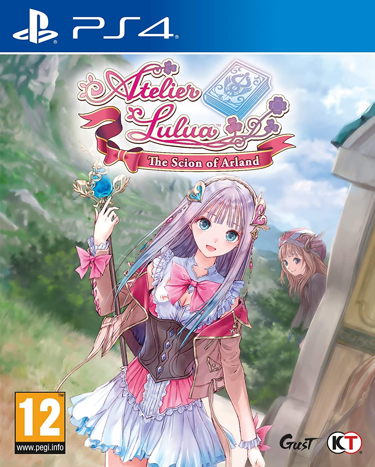 PS4 Atelier Lulua: The Scion of Arland