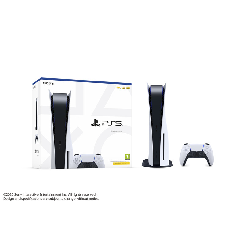 PS5 Sony PlayStation 5 konzola