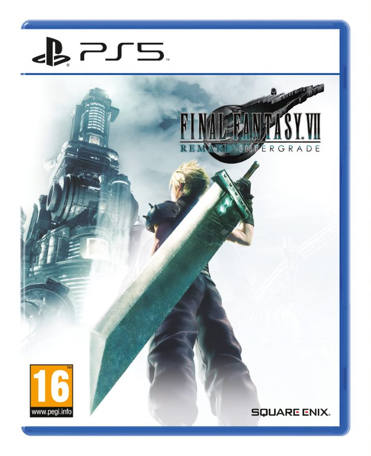PS5 Final Fantasy VII Remake Intergrade Preorder