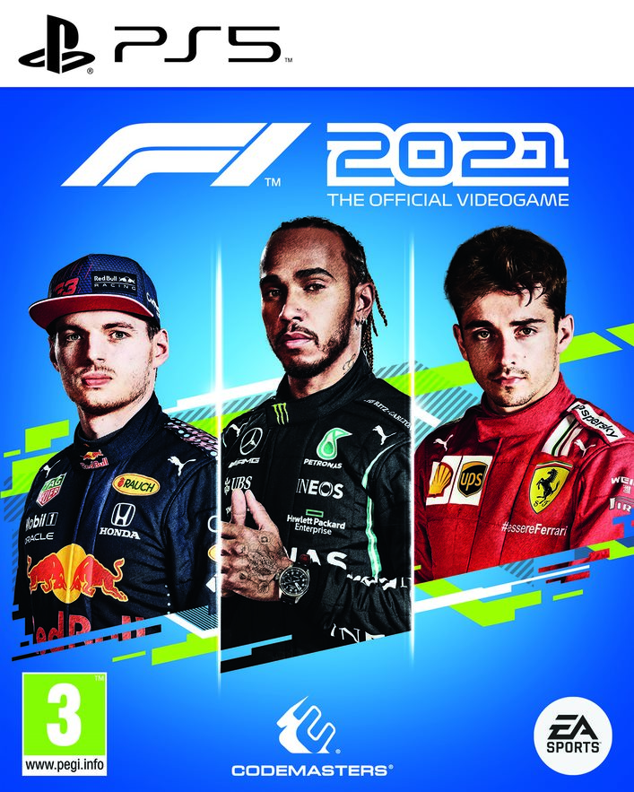 PS5 F1 2021 Preorder